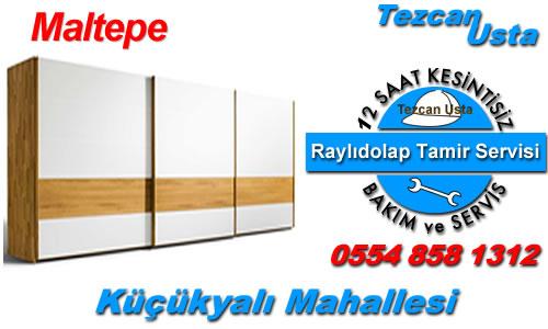 Kucukyali-Raylidolap-Tamiri